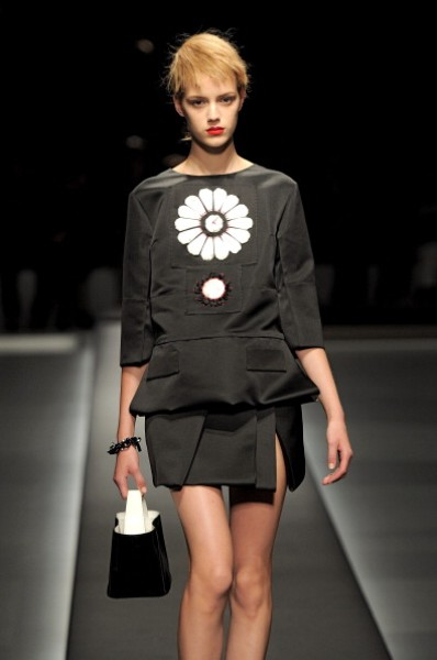 Prada - Runway RTW - Spring 2013 - Milan Fashion Week
