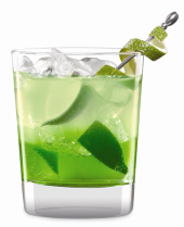 Green Latern Cocktail