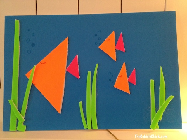 Family DIY: Create Your Own Mural with uCreate (Review & Giveaway)