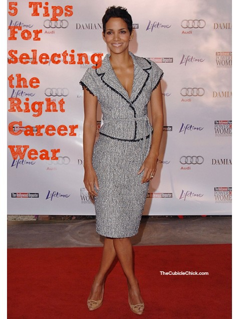5 Tips For Selecting the Right Career Wear