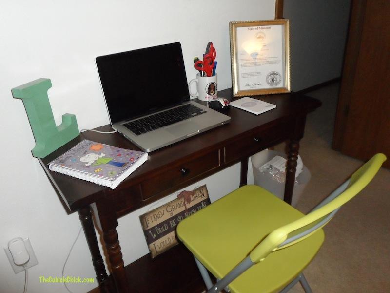 My Sorta Kinda Shiny New Home Office