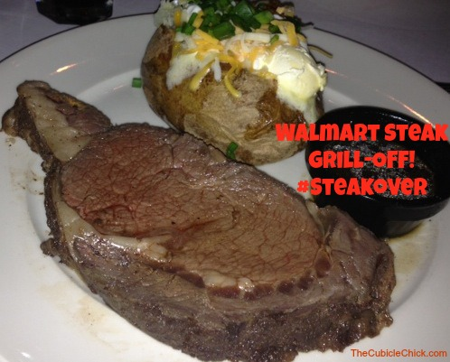 Walmart Steak Grill-Off! #Steakover