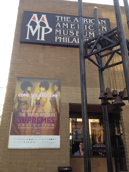 African American Museum Supremes