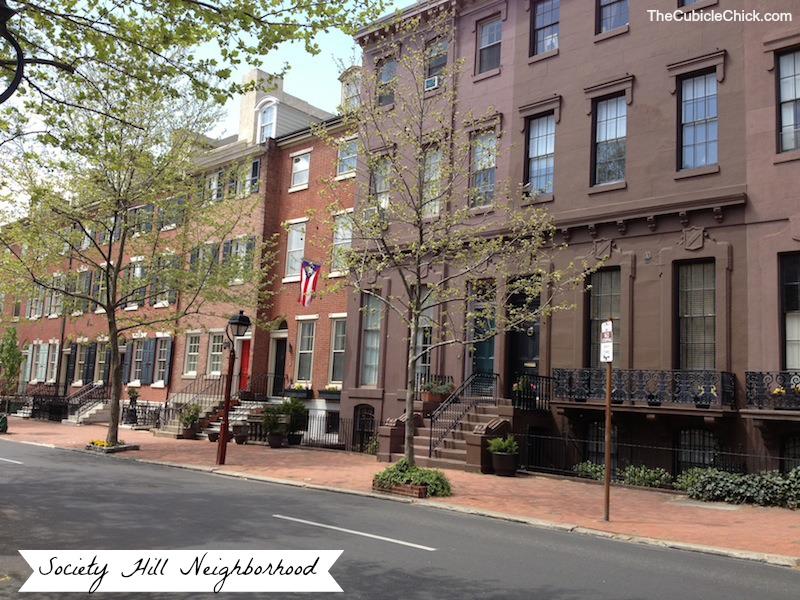 Society Hill Neighborhood Residential