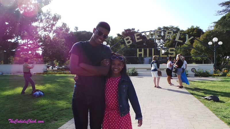 Family Travel Beverly Hills