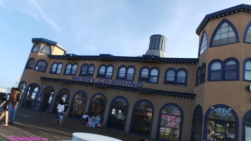 Santa Monica Merry Go Round