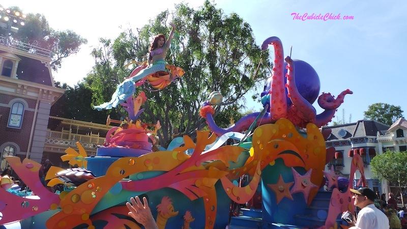 Disneyland Electrical Parade