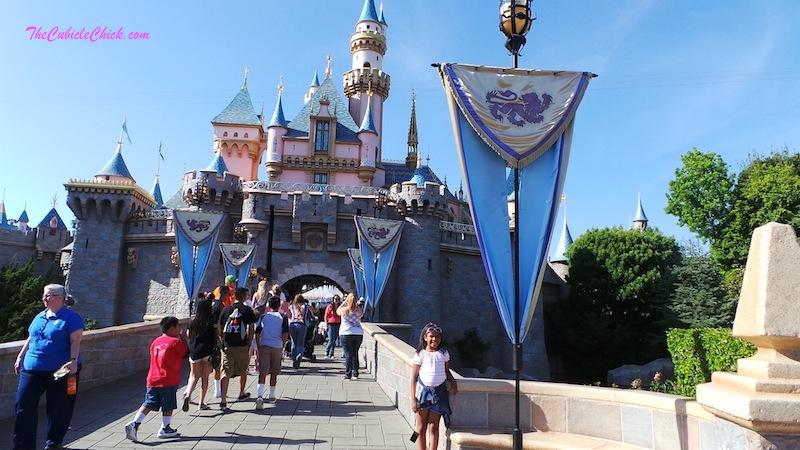 Disneyland Princess Castle