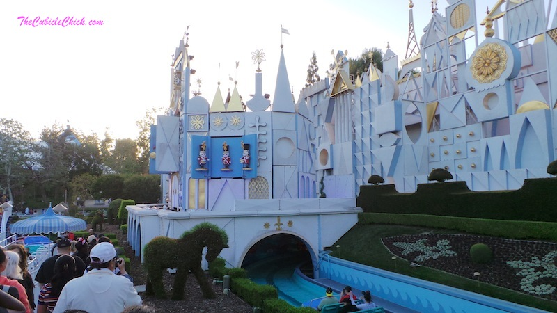 Its a Small World Disneyland
