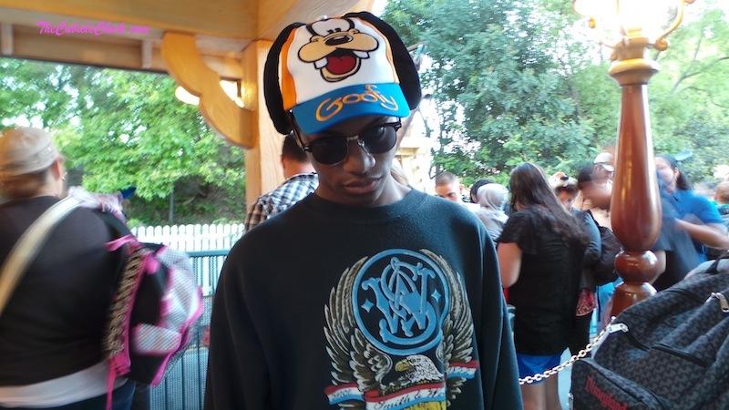 Goofy Disneyland