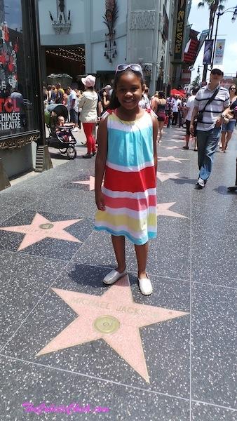 Michael Jackson Hollywood Walk of Fame