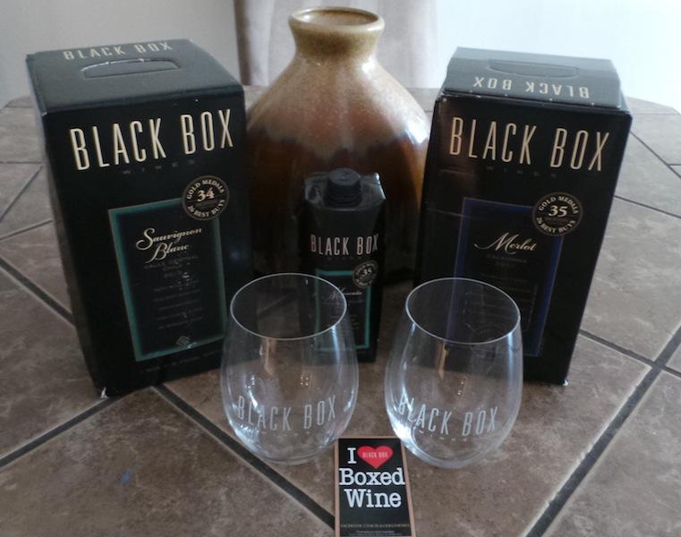 Get Fabulous with Super Premium Black Box Wines #ad