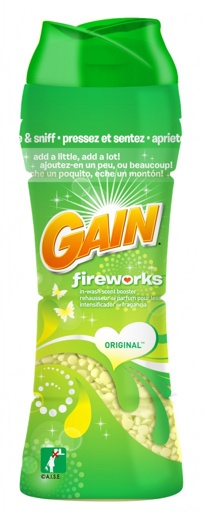 Gain Original Scent Fireworks Review Video