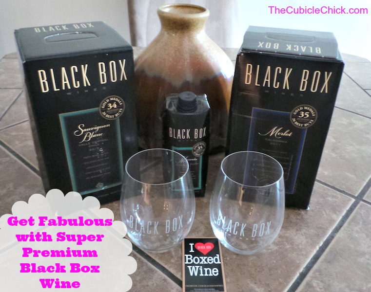 Get Fabulous with Super Premium Black Box Wine