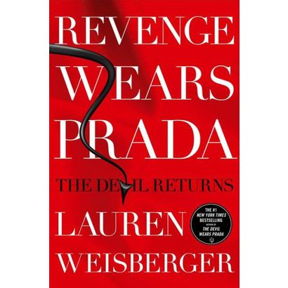 Revenge Wears Prada Book Cover