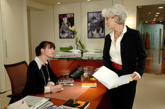 Just Released: Revenge Wears Prada, Sequel to The Devil Wears Prada
