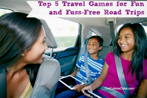 Top 5 Travel Games for Fun and Fuss-Free Road Trips