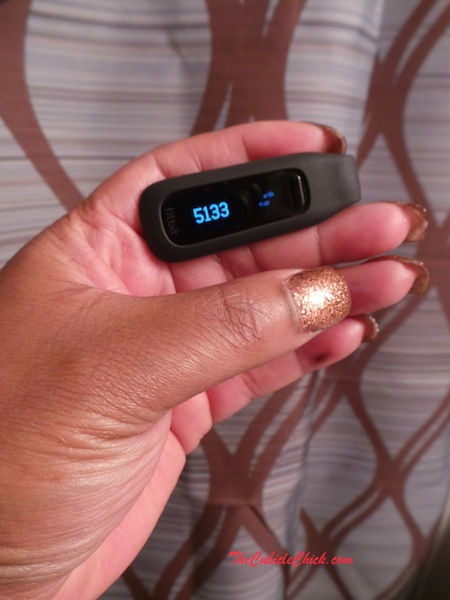 Review: How the FitBit One Promotes Activity While At Work