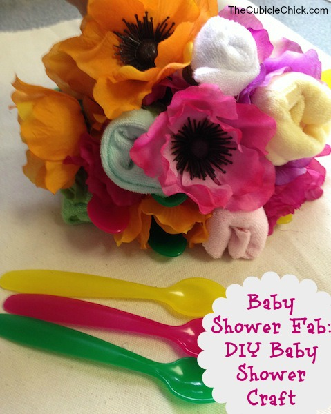 Baby Shower Fab DIY Baby Shower Craft