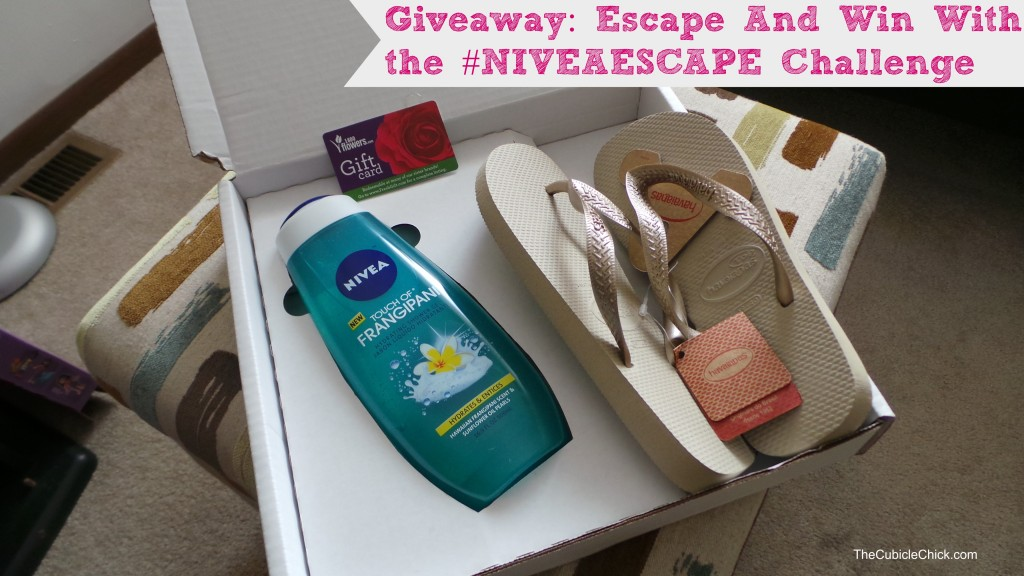 Escape And Win With the #NIVEAESCAPE Challenge