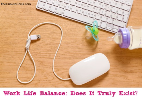 Work Life Balance Does It Truly Exist