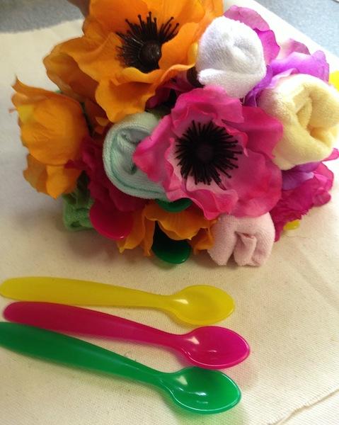 Baby Shower Fab: DIY Baby Shower Craft