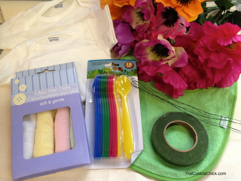 Baby Shower Fab: DIY Baby Shower Craft