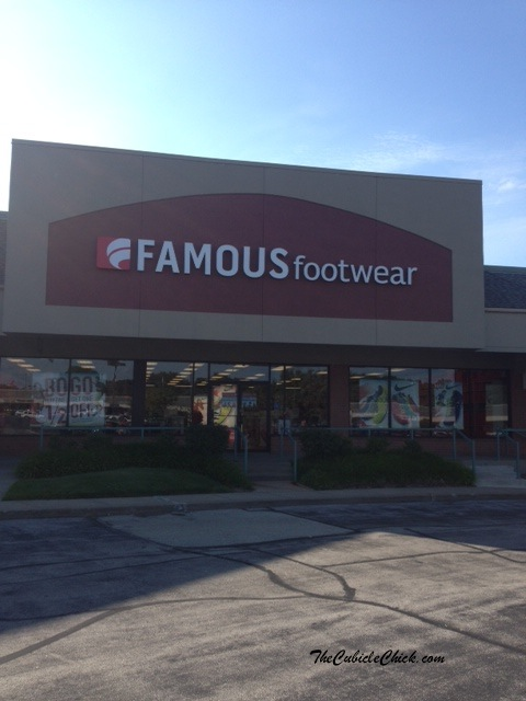 Pretty in Pink: Back to School Style with Famous Footwear #promo