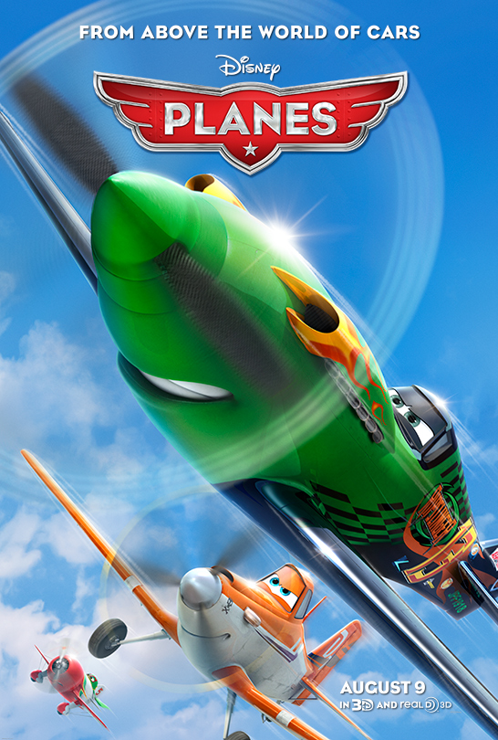 Reel Review: Disney's Planes Soars High For Family Fun