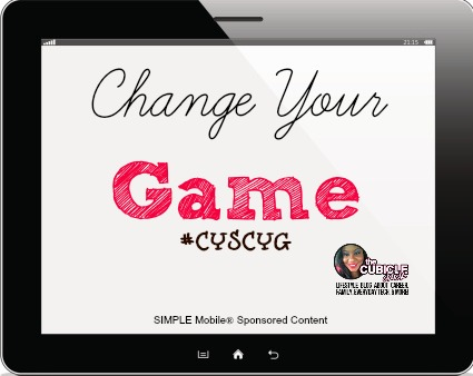 Change Your Game: How I Switched It Up For a Better Me #CYSCYG