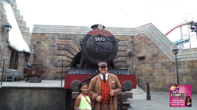 Hogswarts Express Universal Studios