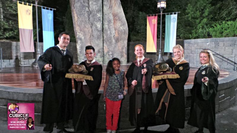 Hogwarts School Choir Universal Studios Orlando