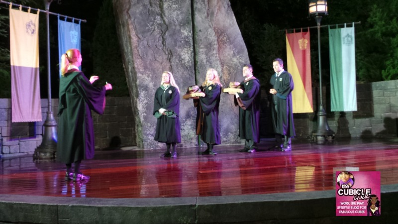 Hogwarts School Choir Universal Studios