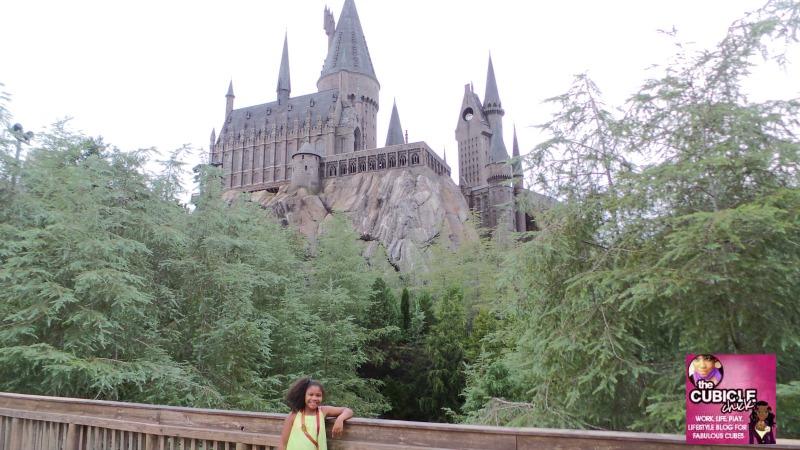 Hogwarts School of Magic Universal Studios Orlando