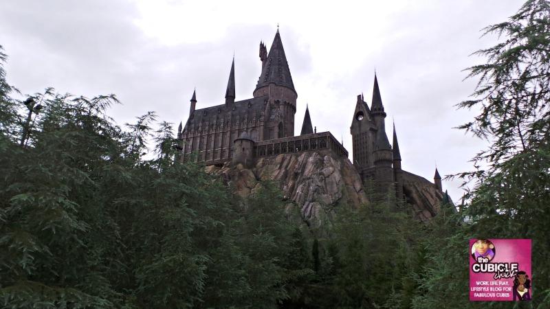 Hogwarts School of Magic Universal Studios