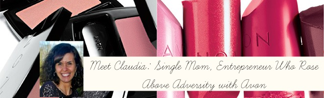 Meet Claudia Single Mom, Entrepreneur Who Rose Above Adversity with AVON