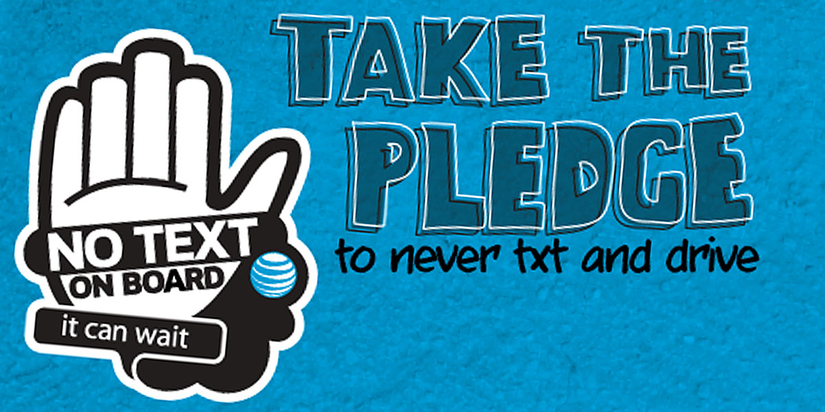 September 19th is It Can Wait's National Drive For Pledges Day #itcanwait