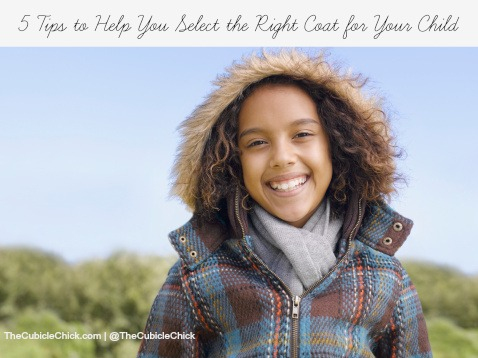 5 Tips to Help You Select the Right Coat for Your Child