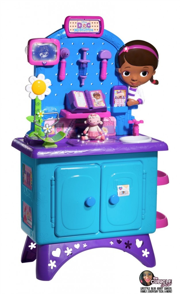 Disney's Doc McStuffins Get Better Check Up Center from Just Play