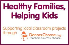 Healthy Families, Helping Kids