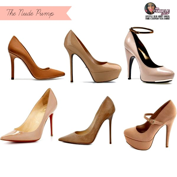 The Nude Pump