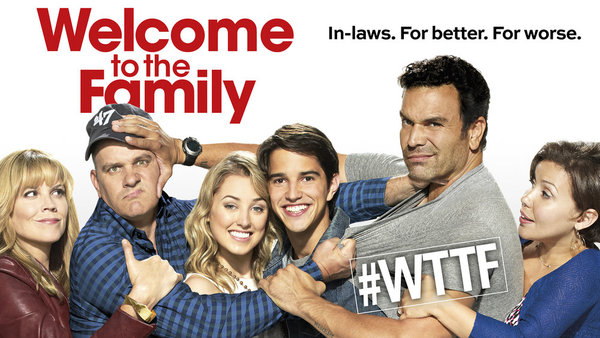 NBC's Welcome to the Family: In-Laws, Meddling, and Motherhood #WTTF #ad