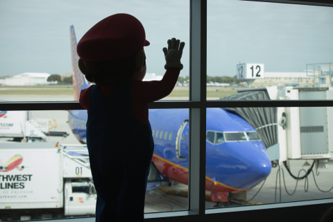Southwest Airlines and Nintendo Partner to Make Holiday Travel Fun Again