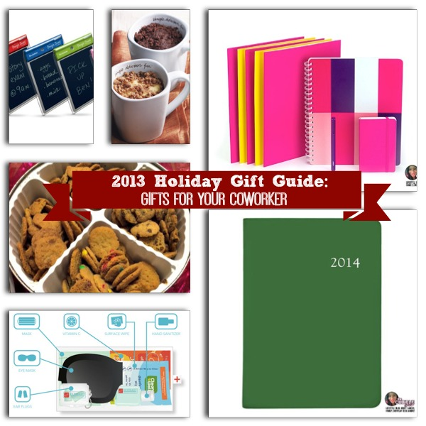 2013 Holiday Gift Gifts For Your Coworker