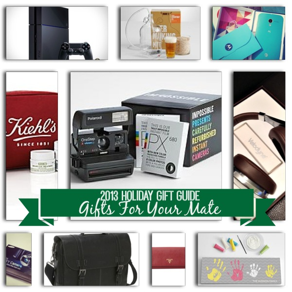 2013 Holiday Gift Guide Gifts For Your Mate