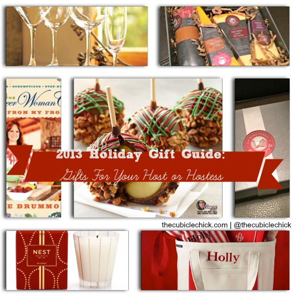 2013 Holiday Gift Guide Gifts for Your Host or Hostess