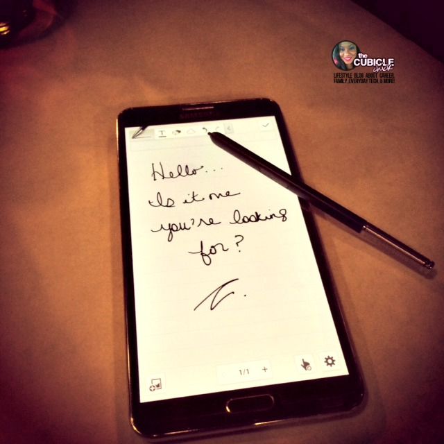 First Impressions: Samsung Galaxy Note 3 Favorite Features Overview