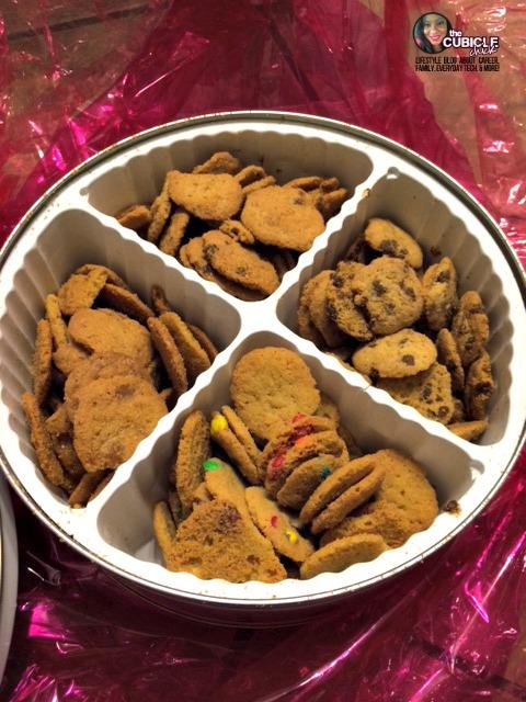 Gabriella's Cookie Chip Company Tin Gift Idea