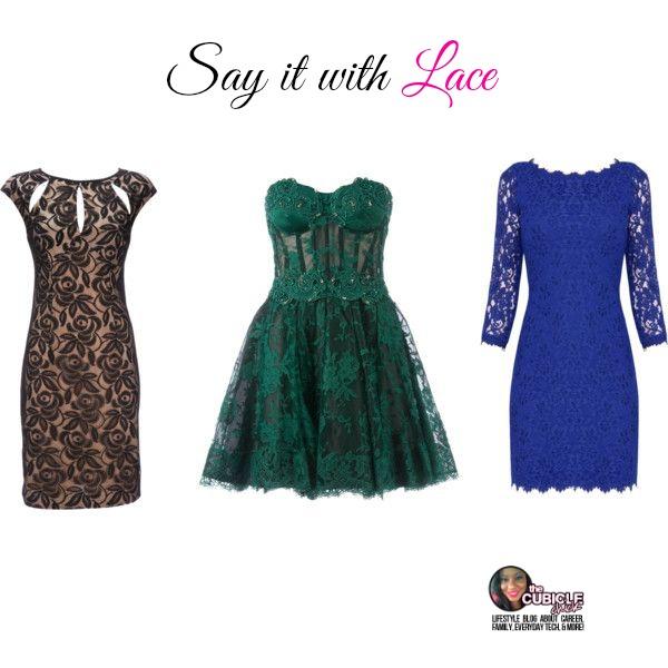 Lace Dresses Your Stylist Karen