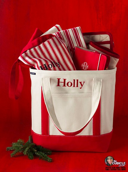 Lands End Chef Tote 2013 Holiday Gift Guide